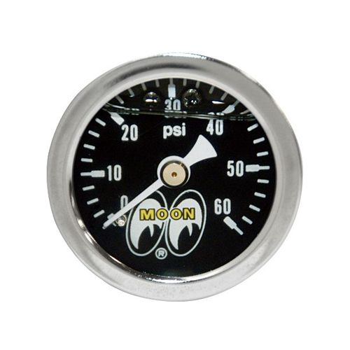 Direct Mount Fuel/Oil Pressure Gages (0-60psi) [MPG115LF] (100g)