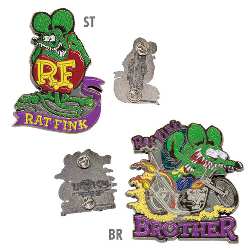 Rat Fink Pins [ RAF427 ]