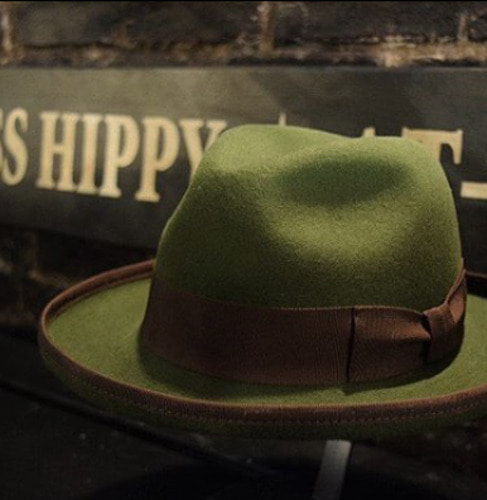 GRIMM HAT (GREEN)