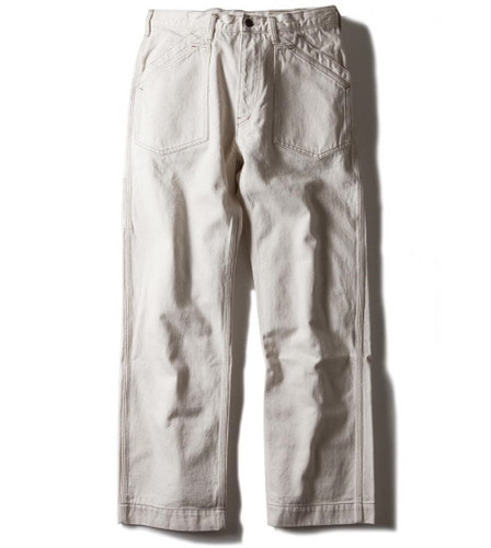 WORKERS PANTS (IVORY)