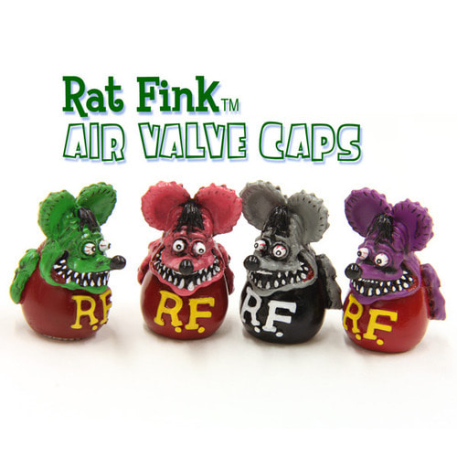 Rat Fink Air Valve Cap [ RAF280 ]