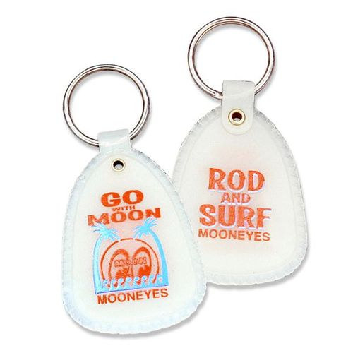 MOON Rod & Surf Key Ring [ MKR070 ]