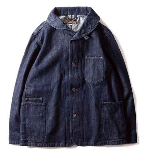 WORKERS JACKET (DENIM)