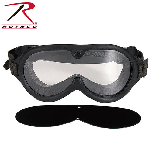 G.I. TYPE GOGGLE (BLK)