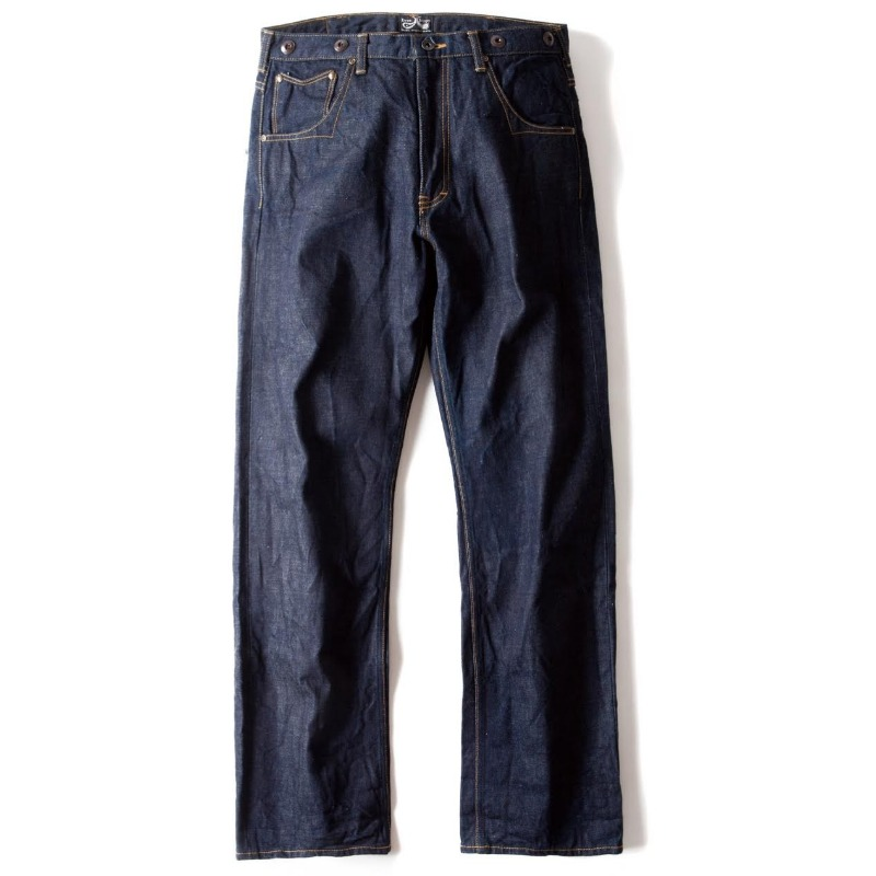 OLDMAN DENIM (INDIGO)