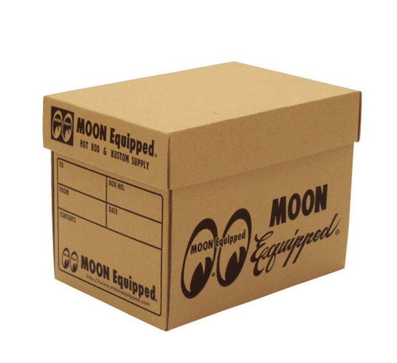 MOON Equipped Storage Box Small [ MQG038S ]