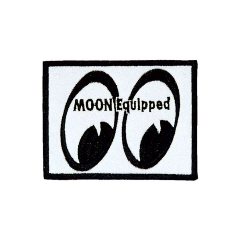 MOON Equipped Vintage Patch [PM016]