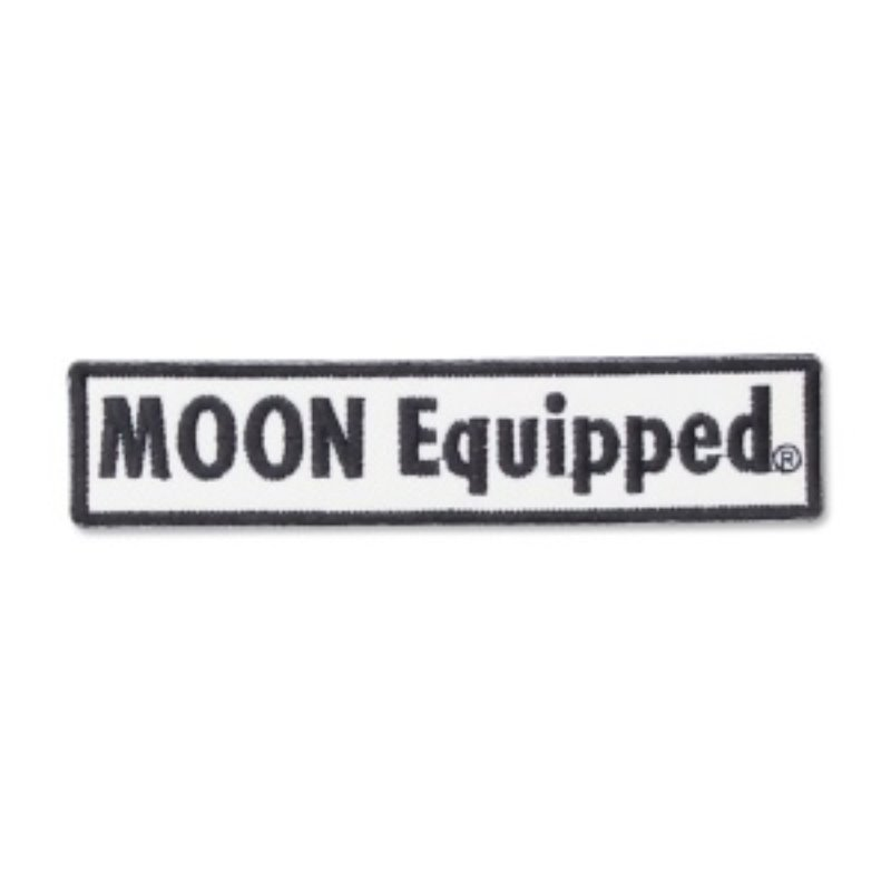 MOON Equipped Logo Square Patches [MQP005]