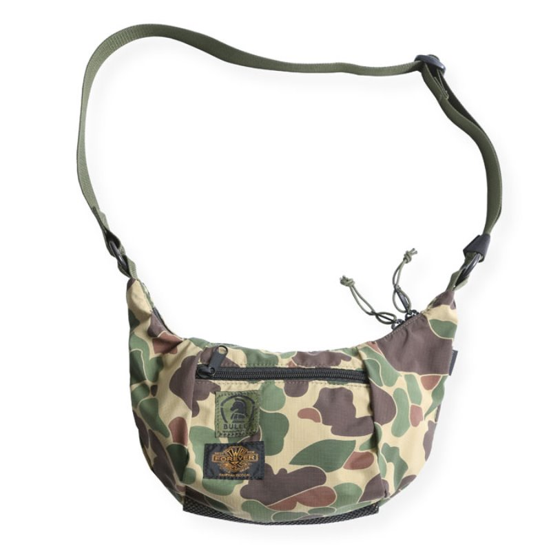 MINI SHOULDER BAG (HUNTER CAMO)