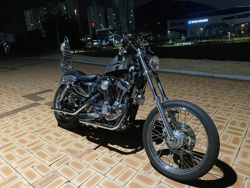 H-D Seventy Two CHOPPER