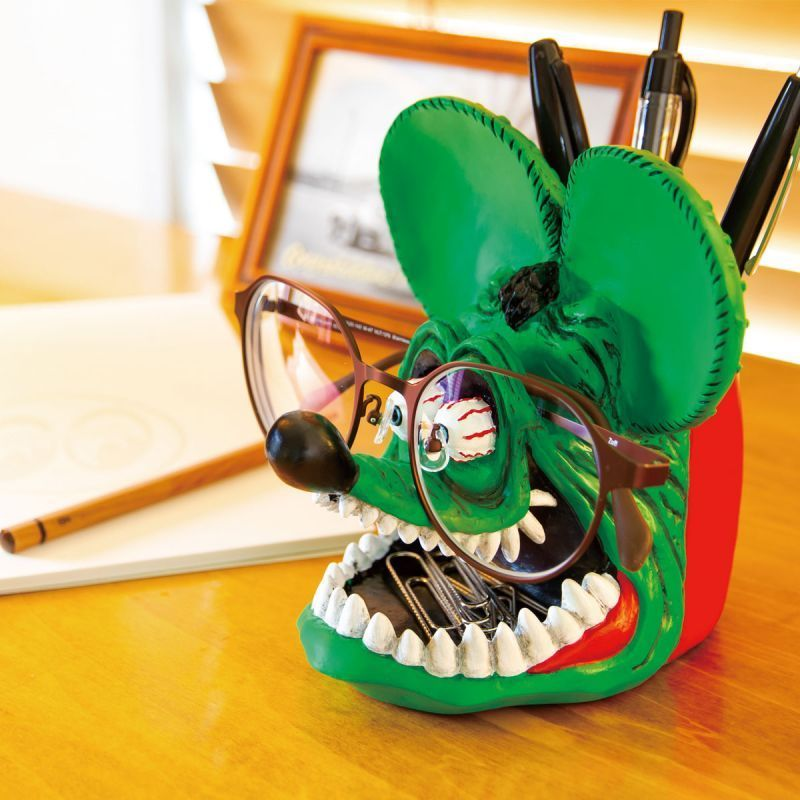 Rat Fink Desk Keeper [RAF557GR]