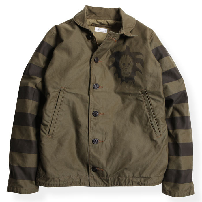 GHOST JACK JACKET (OLV)