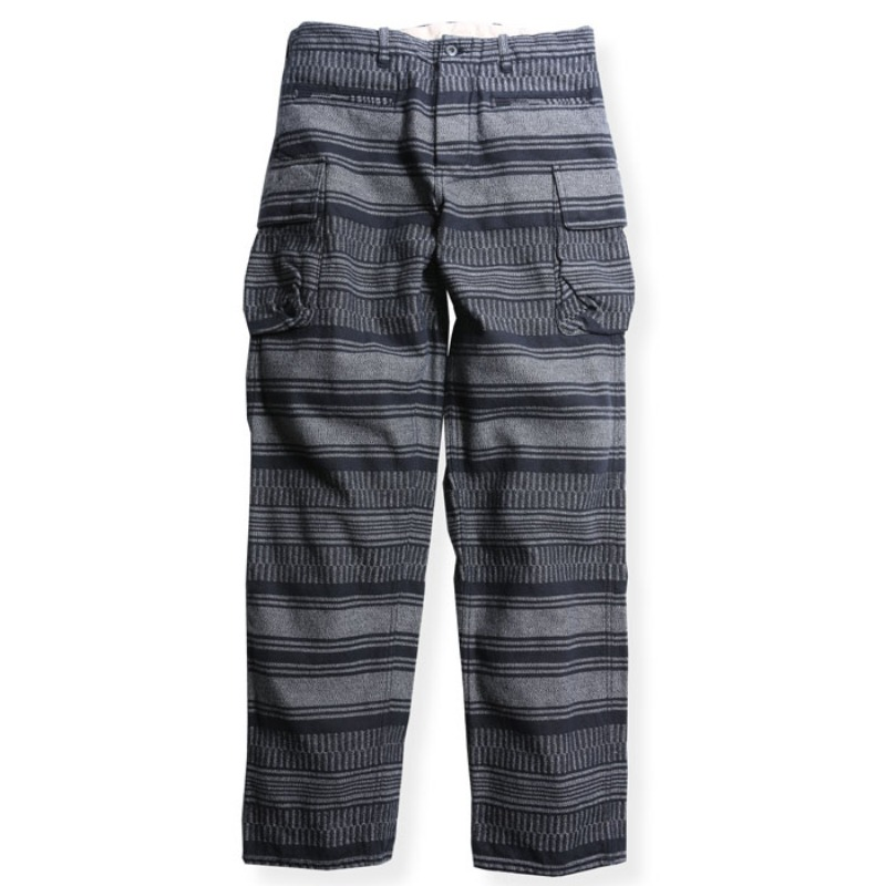 CYCLE CARGO PANTS (BLK SHADOW)