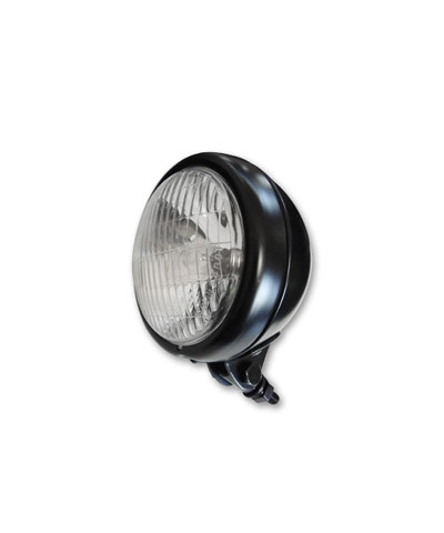 "4"" HEAD LIGHT BLACK"