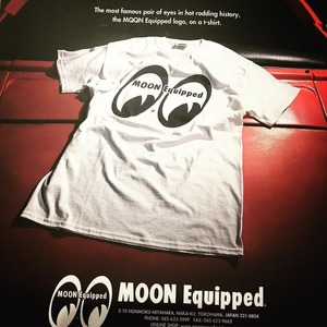 MOON Equipped T-Shirt [MQT002] (500g)