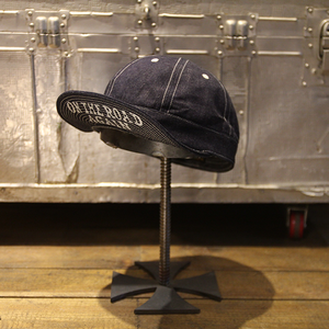 ARMY CAP H.DENIM
