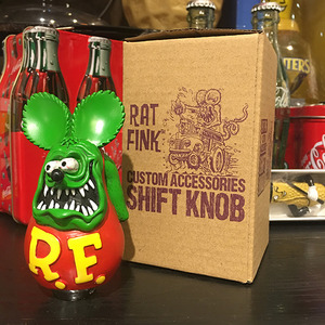 Rat Fink Shift Knob