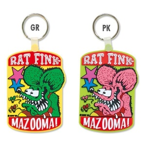 Rat Fink MAZOOMA KEY RING [RKF048]