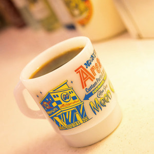 MOON Shop Milky Mug [ MG705WH ]