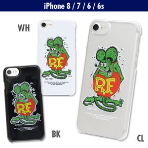Rat Fink iPhone8, iPhone7 & iPhone6/6s Hard Cover [ RAF487 ]