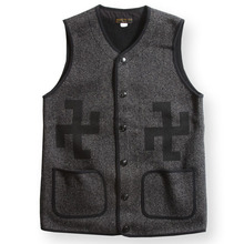 BEACH CLOTH SWASTICA VEST